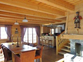 5 bedroom Villa in Les Crosets, Valais, Switzerland : ref 5555113