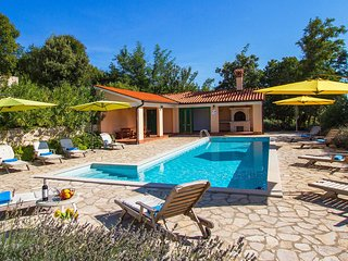 5 bedroom Villa in Valhova, Istria, Croatia : ref 5555110