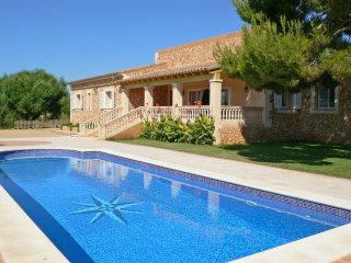 4 bedroom Villa in Cales de Mallorca, Balearic Islands, Spain : ref 5554809