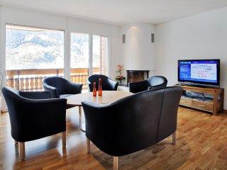 3 bedroom Apartment in Leukerbad, Valais, Switzerland : ref 5554561
