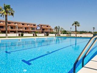 4 bedroom Apartment in L'Ampolla, Catalonia, Spain : ref 5554423