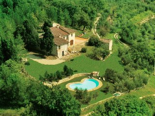 6 bedroom Villa in Montefiesole, Tuscany, Italy : ref 5553988