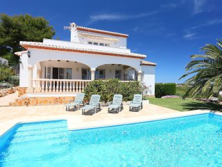 3 bedroom Villa in Benitachell, Valencia, Spain : ref 5553911