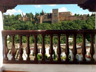 3 bedroom Villa in Sacromonte, Andalusia, Spain : ref 5552426