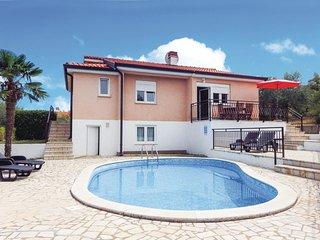 2 bedroom Villa in Montizana, Istria, Croatia : ref 5549726