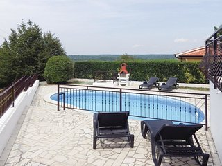 2 bedroom Villa in Montizana, Istria, Croatia : ref 5549726