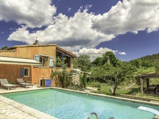 3 bedroom Villa in Vauvenargues, Provence-Alpes-Cote d'Azur, France : ref 554968