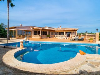 3 bedroom Villa in Capdepera, Balearic Islands, Spain : ref 5549684