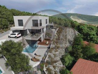5 bedroom Villa in Okrug Donji, Splitsko-Dalmatinska Županija, Croatia : ref 554