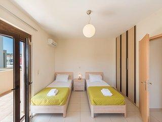 6 bedroom Villa in Perivolia, Crete, Greece : ref 5547029