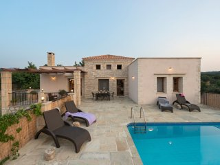 3 bedroom Villa in Atsipopoulo, Crete, Greece : ref 5546671