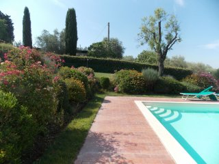3 bedroom Apartment in Valiano, Tuscany, Italy : ref 5546565