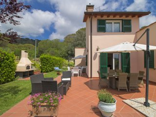 4 bedroom Villa in San Mamiliano, Tuscany, Italy - 5544604