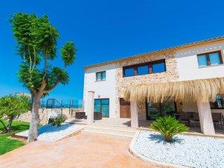 4 bedroom Villa in Muro, Balearic Islands, Spain : ref 5544122