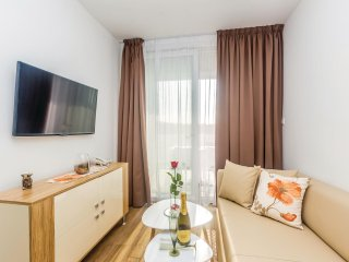 2 bedroom Apartment in Punat, Primorsko-Goranska Zupanija, Croatia : ref 5542959