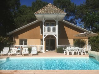 4 bedroom Villa in Lacanau-Océan, Nouvelle-Aquitaine, France : ref 5541803