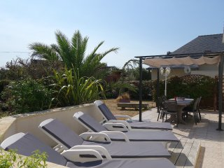 4 bedroom Villa in Saint-Pierre-Quiberon, Brittany, France : ref 5541742