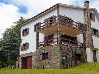5 bedroom Villa in O Milladoiro, Galicia, Spain : ref 5541471