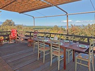 4 bedroom Villa in Ansedonia, Tuscany, Italy : ref 5540871
