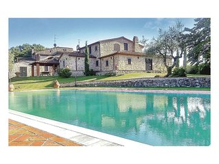 4 bedroom Villa in Grotta Giusti, Tuscany, Italy : ref 5540466