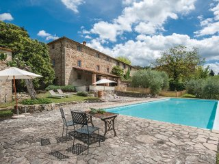 6 bedroom Villa in Lilliano, Tuscany, Italy : ref 5540217
