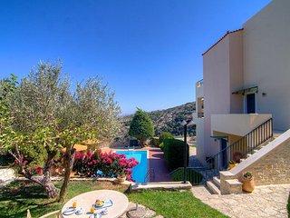 4 bedroom Villa in Myloi, Crete, Greece : ref 5537200
