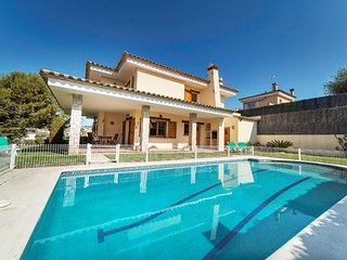 6 bedroom Villa in Sant Antoni de Calonge, Catalonia, Spain : ref 5536466
