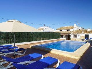 4 bedroom Villa in Paratella, Valencia, Spain : ref 5536418