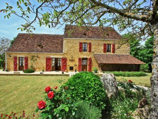 4 bedroom Villa in Lamothe-Fenelon, Occitania, France : ref 5536417