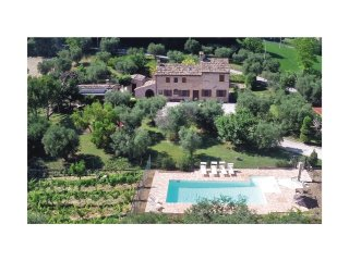 5 bedroom Villa in Castelletta, The Marches, Italy : ref 5534363