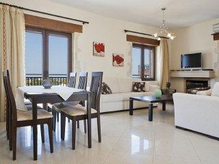 4 bedroom Villa in Asteri, Crete, Greece : ref 5533603