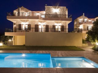 4 bedroom Villa in Asteri, Crete, Greece : ref 5533603