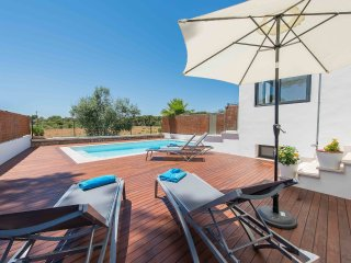 4 bedroom Villa in Can Picafort, Balearic Islands, Spain : ref 5533319