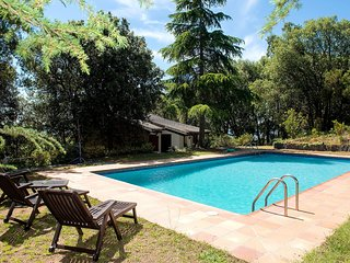 4 bedroom Villa in Santa Susanna, Catalonia, Spain : ref 5533257