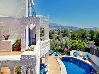 5 bedroom Villa in Nerja, Andalusia, Spain : ref 5533087