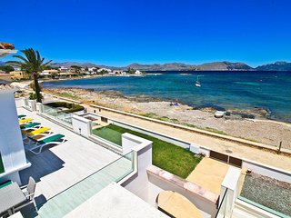 5 bedroom Villa in es Morer Vermell, Balearic Islands, Spain : ref 5532996