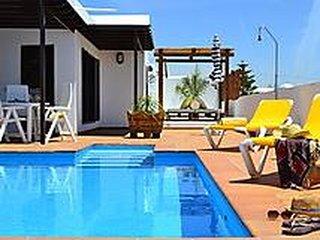 3 bedroom Villa in Puerto del Carmen, Canary Islands, Spain : ref 5532797