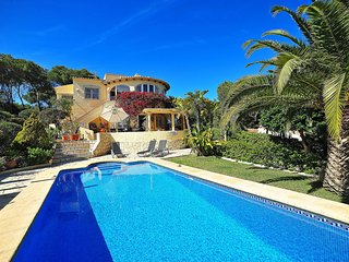 4 bedroom Villa in Benitachell, Valencia, Spain : ref 5532449