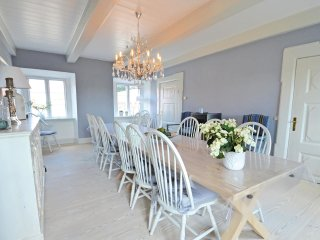 7 bedroom Villa in Nørre Ørum, Central Jutland, Denmark : ref 5526481