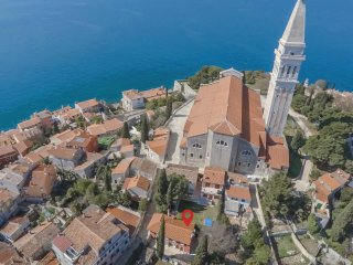 2 bedroom Villa in Rovinj, Istria, Croatia : ref 5520839