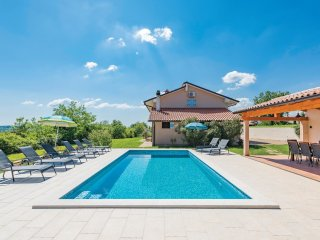 4 bedroom Villa in Ruhci, Istria, Croatia : ref 5520021
