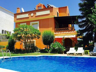 5 bedroom Villa in San Pedro, Andalusia, Spain : ref 5519864