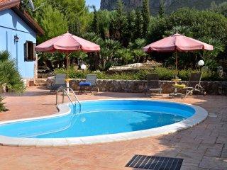 2 bedroom Villa in Case Di Girolamo, Sicily, Italy : ref 5519803