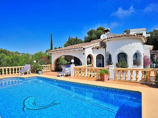 4 bedroom Villa in Moraira, Valencia, Spain : ref 5519377