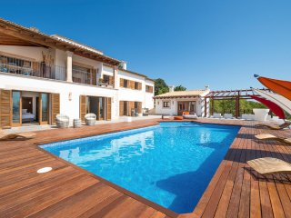 5 bedroom Villa in Moscari, Balearic Islands, Spain : ref 5513067