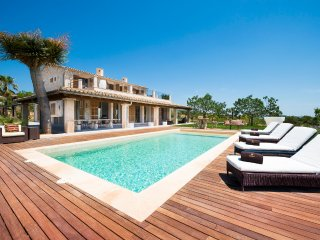 5 bedroom Villa in Moscari, Balearic Islands, Spain : ref 5513066