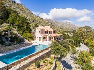 5 bedroom Villa in Pollenca, Balearic Islands, Spain : ref 5512931