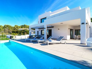 4 bedroom Villa in Xabia, Valencia, Spain : ref 5512851
