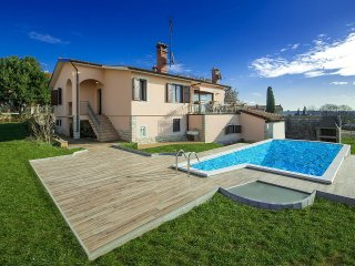 3 bedroom Villa in Brnobici, Istria, Croatia : ref 5512778