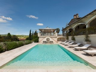 7 bedroom Villa in Castello di Montalto, Tuscany, Italy - 5506782